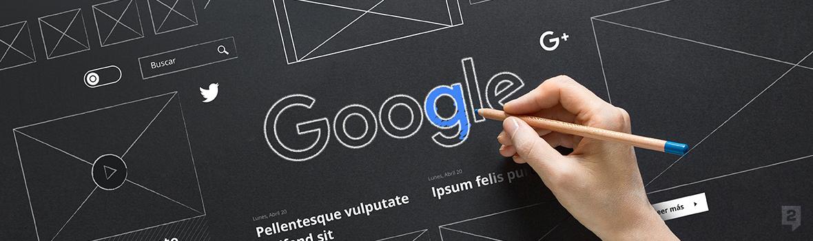 17 datos sobre diseño UX para mejorar tu posicionamiento en Google